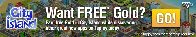 Want FREE Gold in City Island?