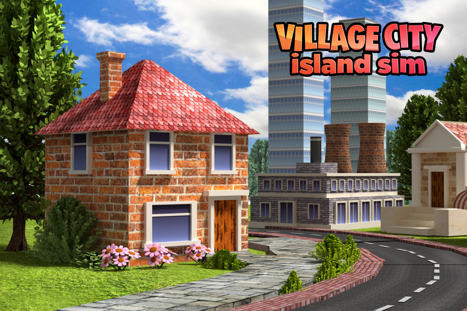 Village City – Island Sim