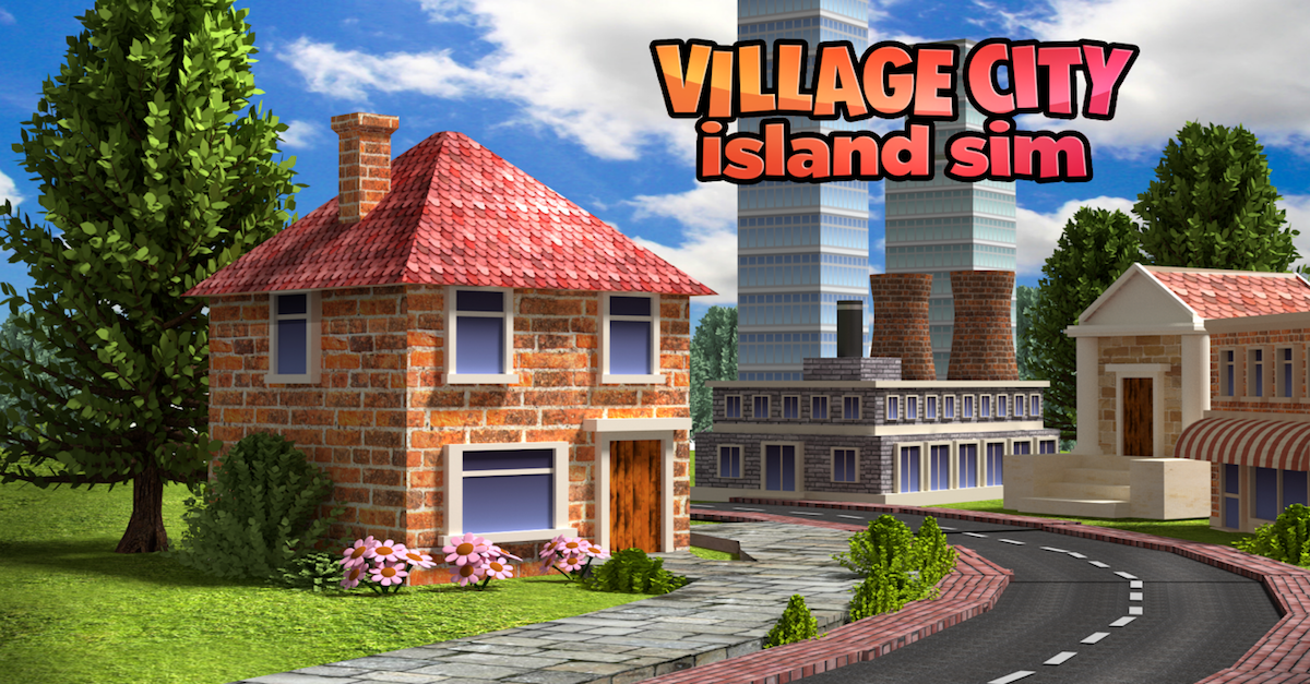 Village City Island Sim