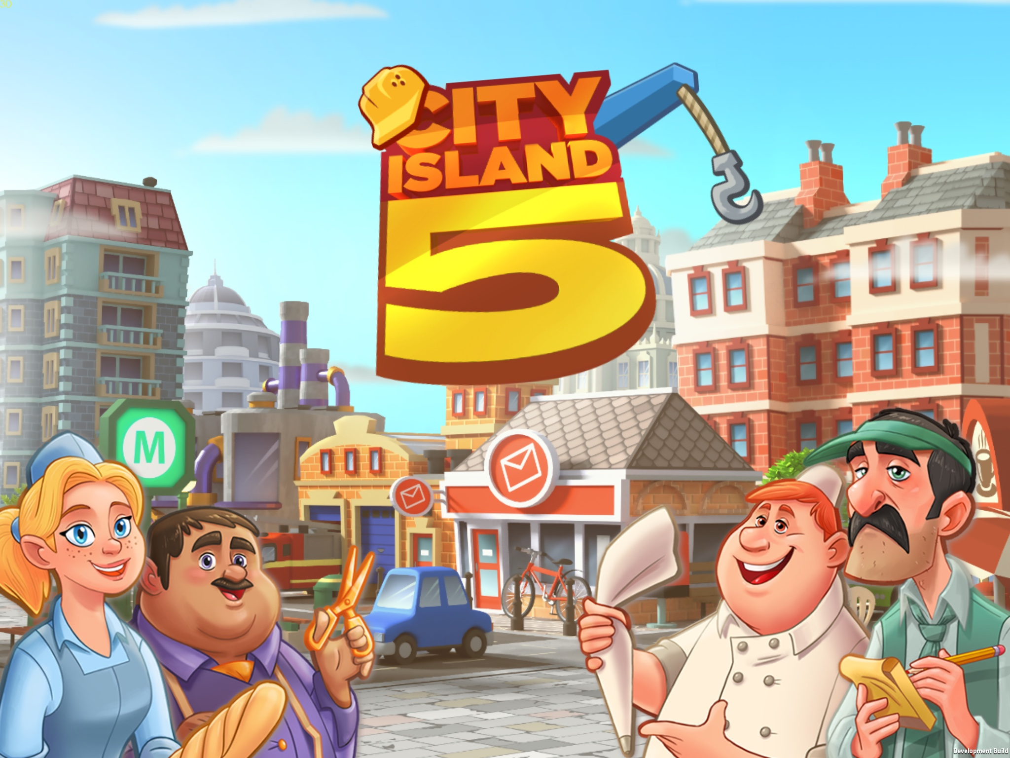 City Island 5 – coming in 2017!