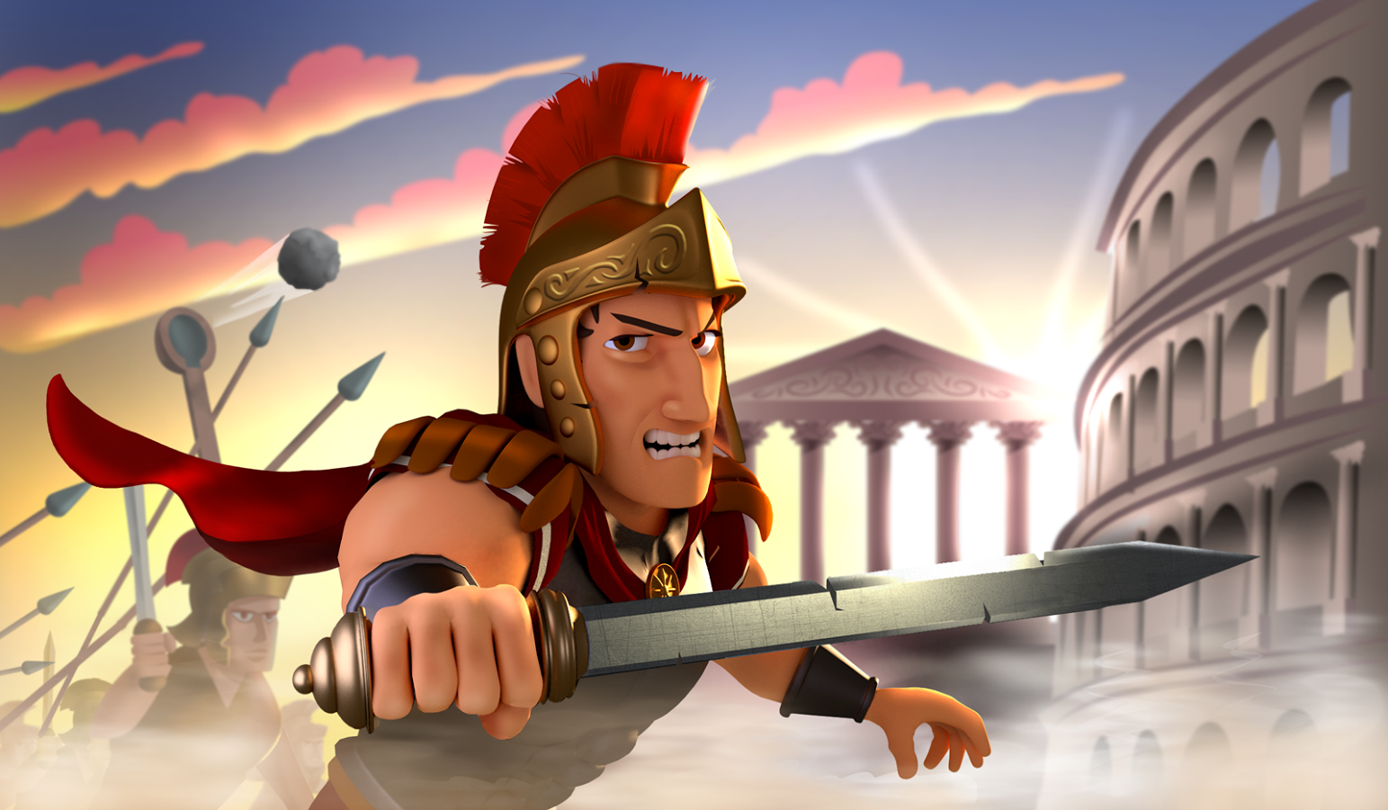 Battle Empire: Roman Wars