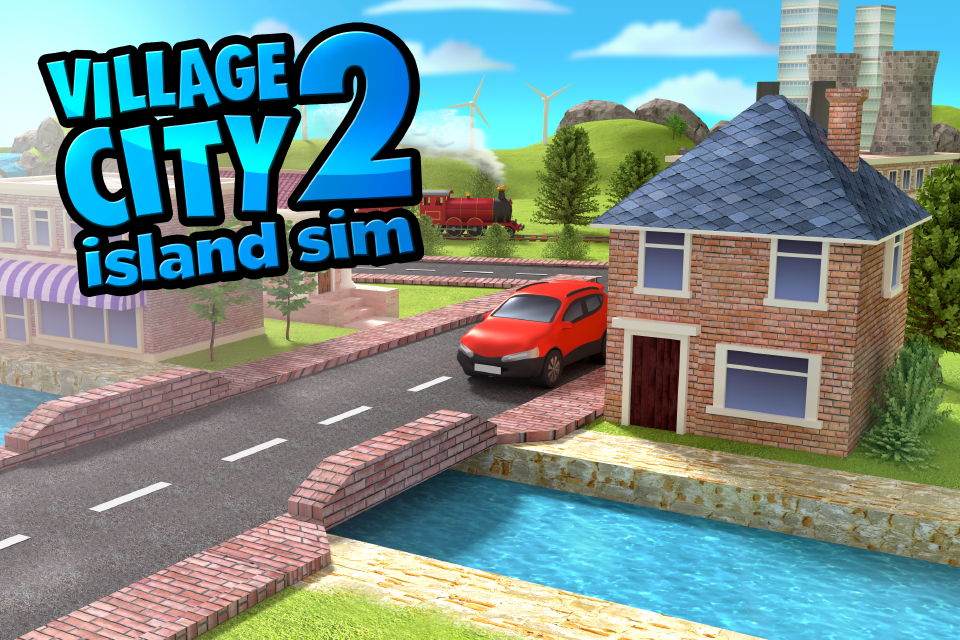 Village City Island Sim 2