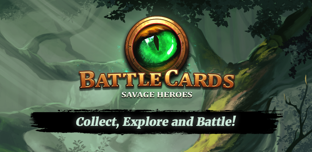 Battle Cards: Savage Heroes