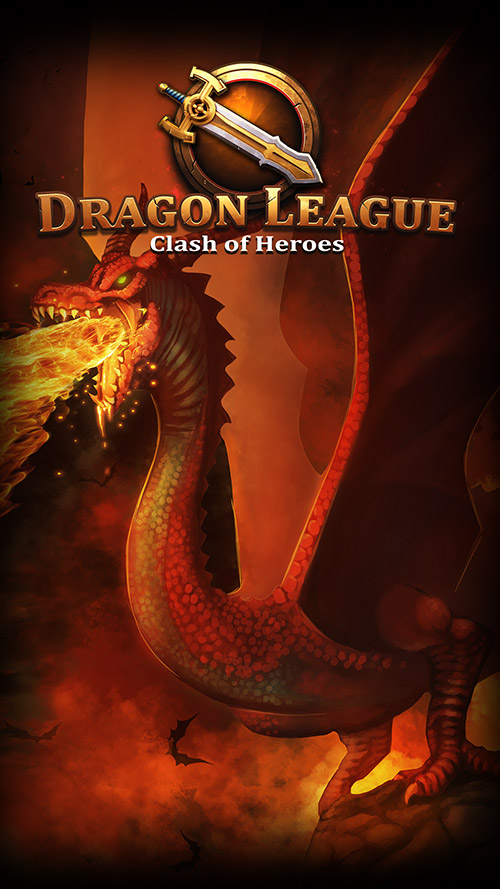 Dragon League – Clash of Mighty Epic Cards Heroes