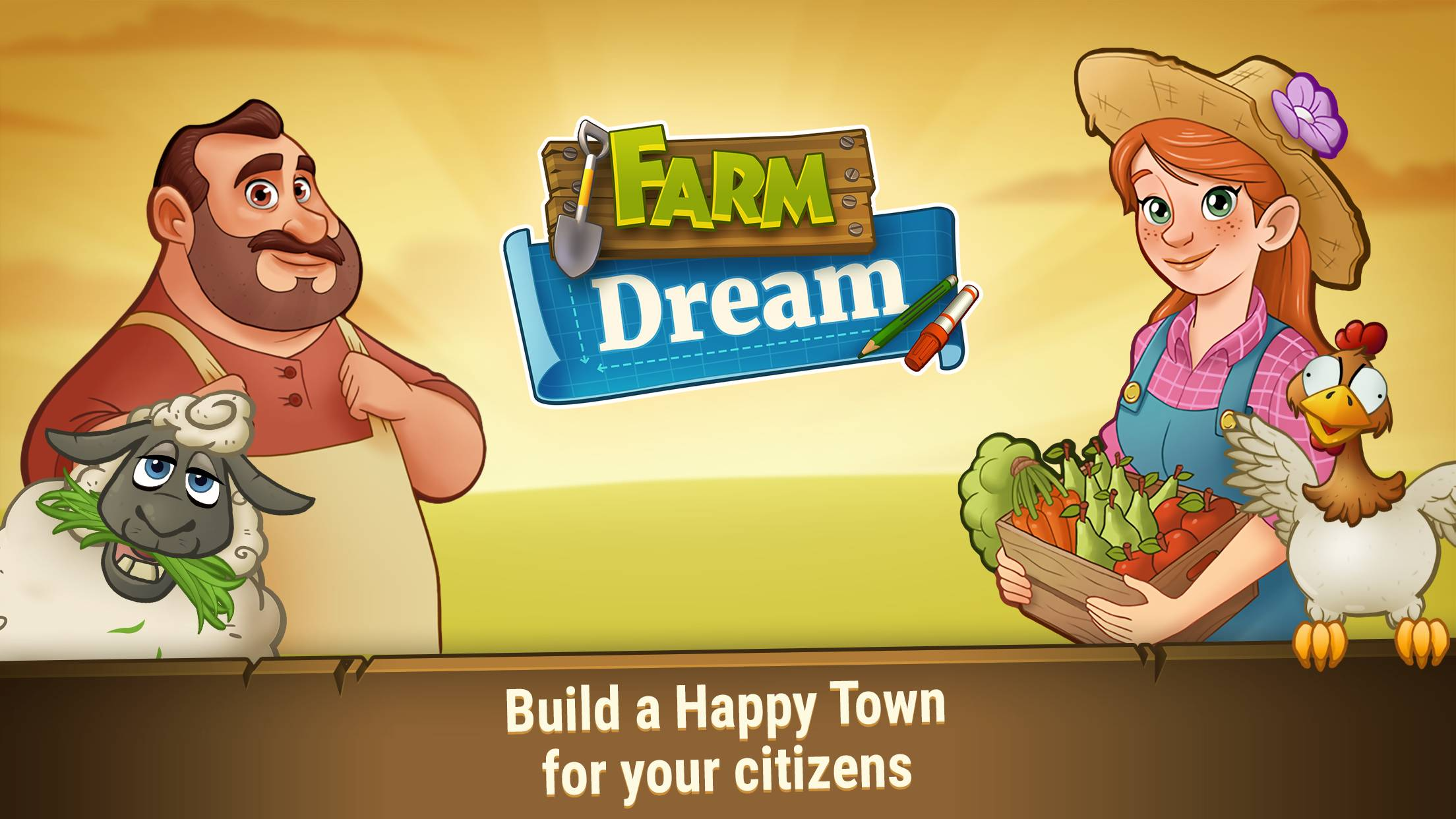 Farm Dream is live