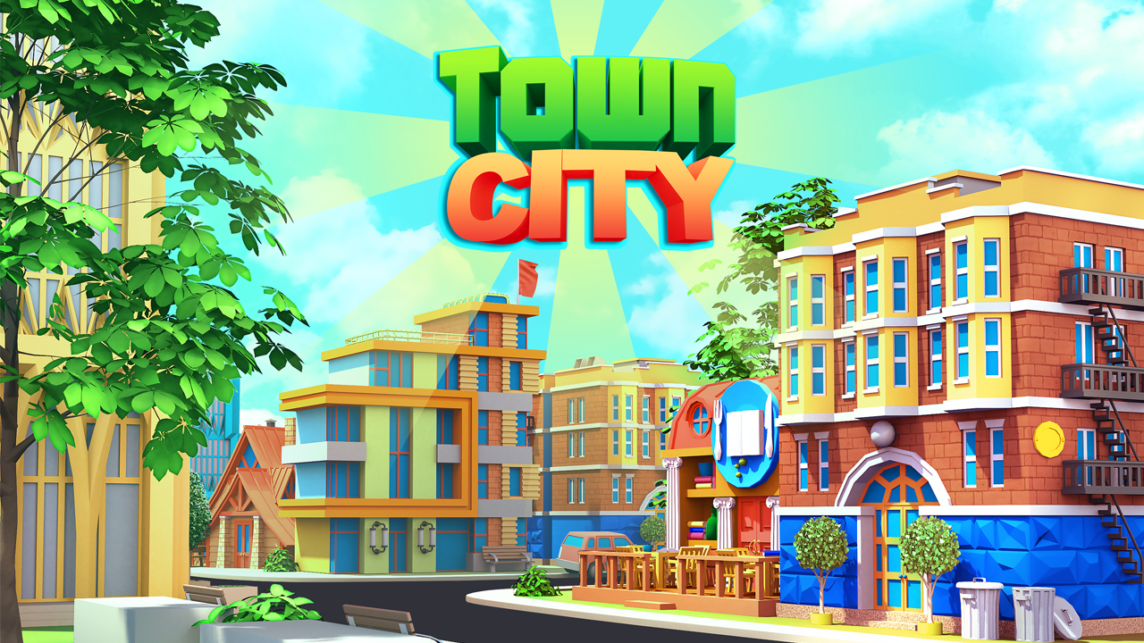 Town Games: village building games for iPhone & iPad 2018