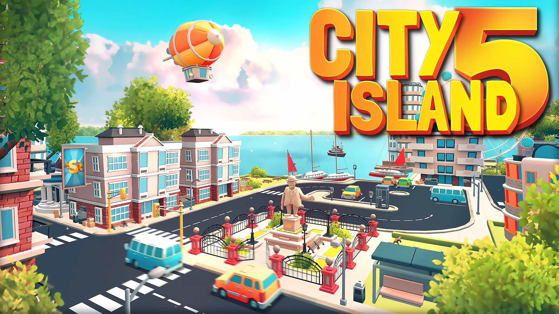City Island 5 – Tycoon Building Simulation Offline