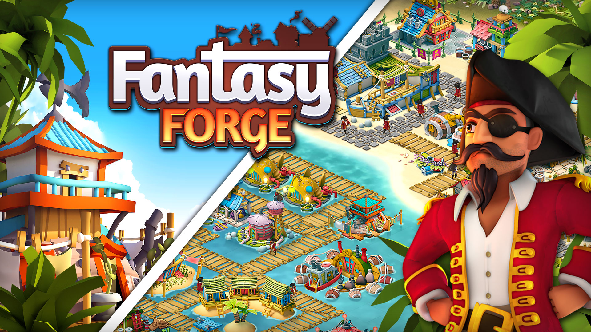 Fantasy Forge - Build your Kingdom into an Empire