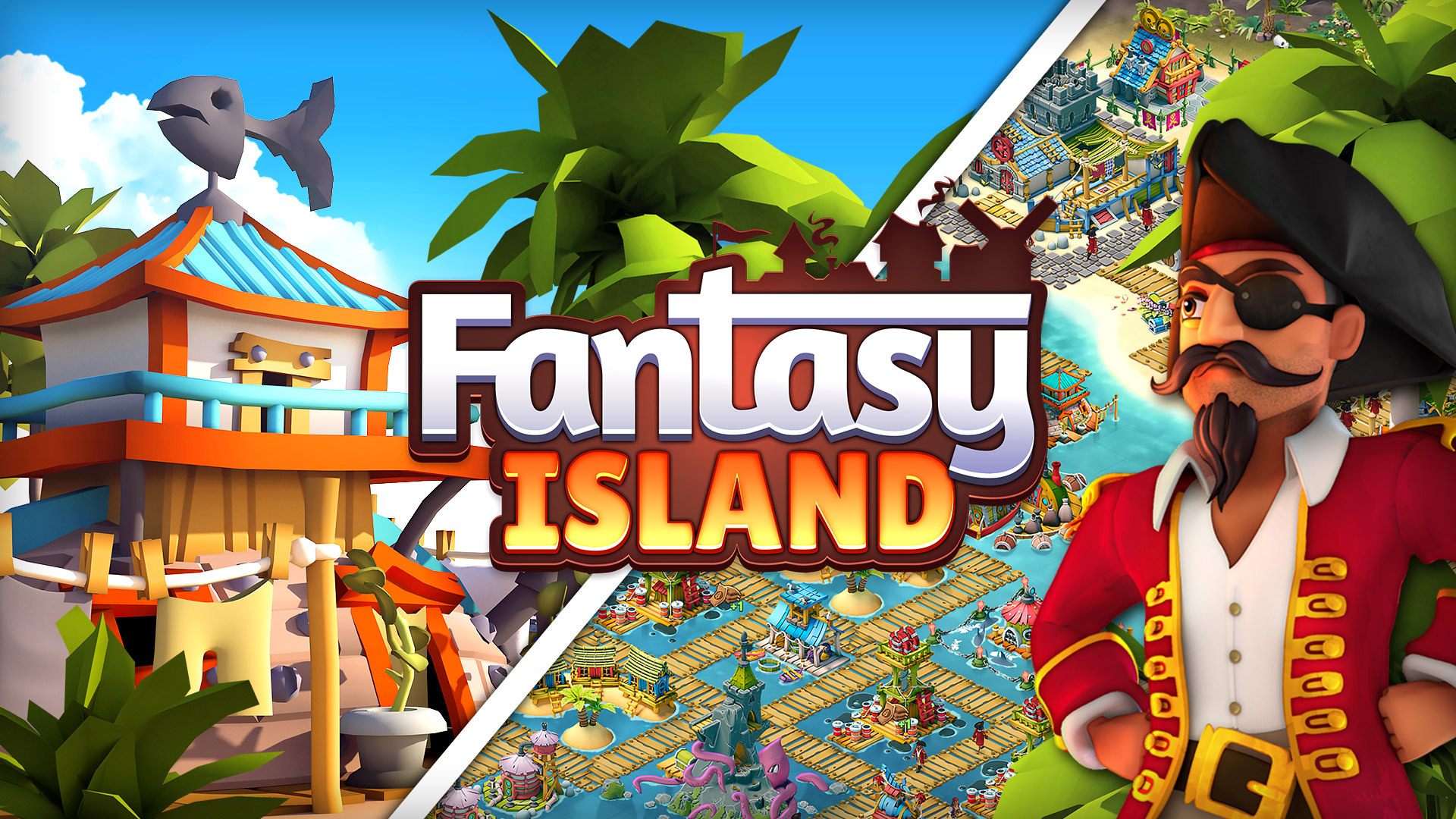 Fantasy Island Sim - Fun Forest Adventure