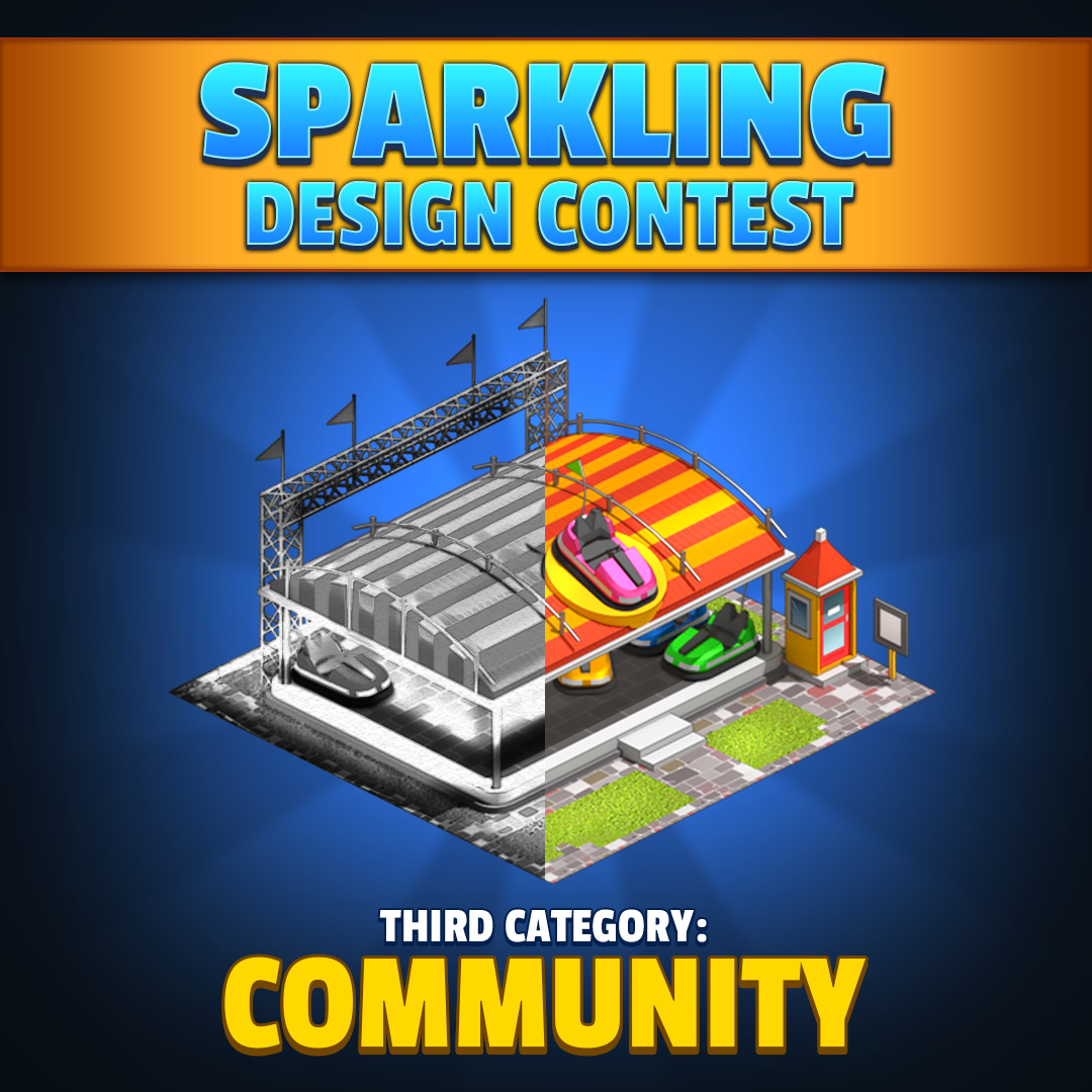 Sparkling design contest